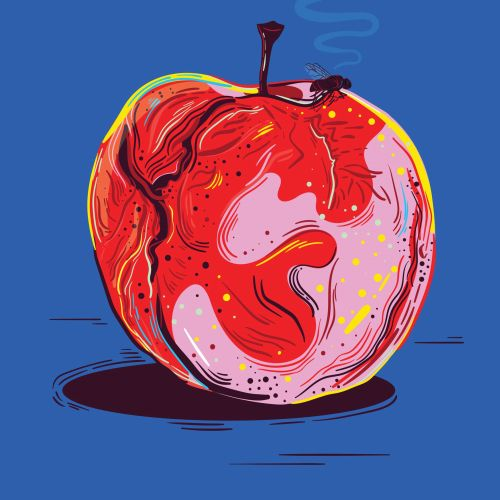 ConceptualBad apple