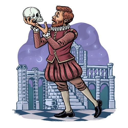 Design da capa do livro pelo ilustrador norte-americano