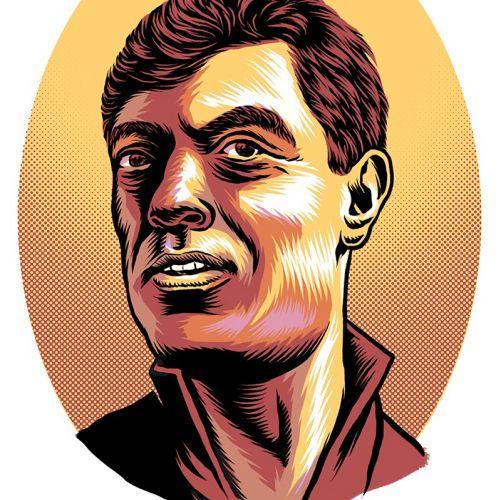 Boris Nemtsov portrait