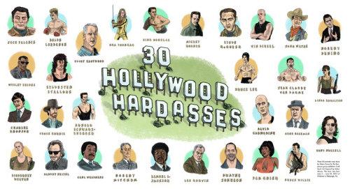 30 letras de Hollywood Hardasses Digital
