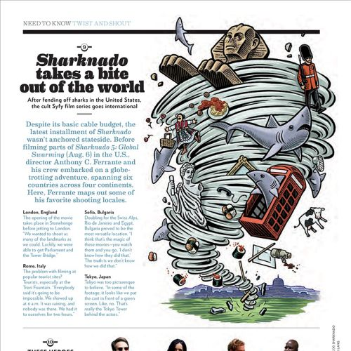 American Way Sharknado