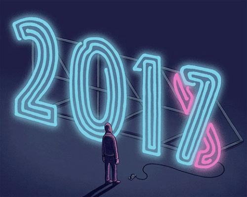 2018 está chamando animação