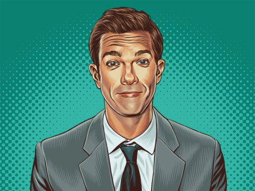 John Mulaney portrait