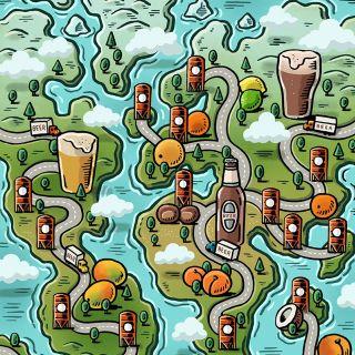 Mario Zucca 地图