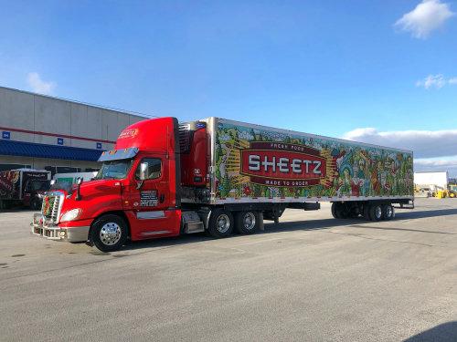 Sheetz food truck