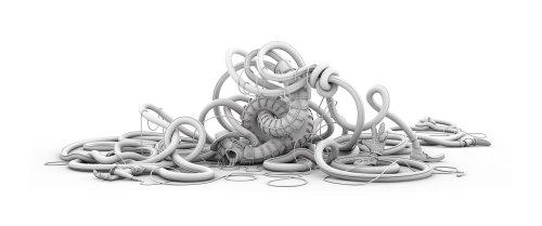 3d wires