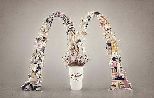 3d mc café