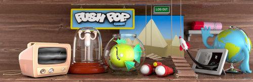 3d push pop