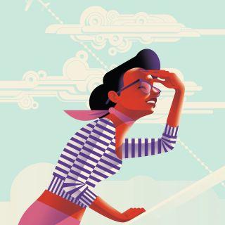 View Mark Oliver's illustration portfolio