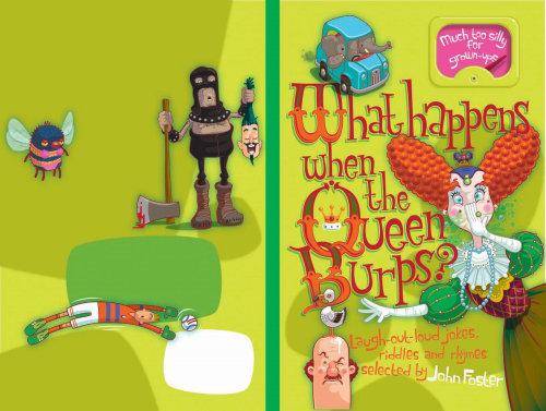 John foster  book cover