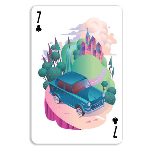 Card no.7