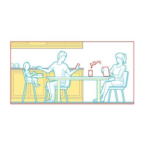 Mark Watkinson Internationaler Grafik- und Infografik-Illustrator. Vereinigtes Königreich