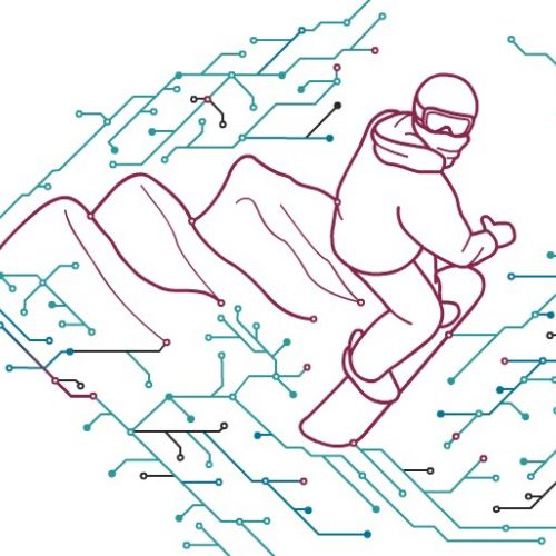 Snowboard circuit