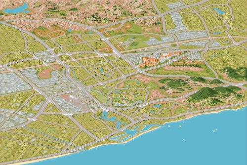 Map illustration by Mark Watkinson