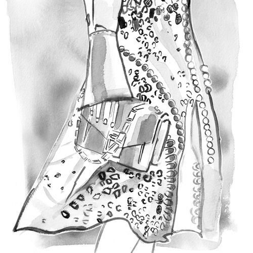 Martha Napier International lifestyle & fashion illustrator. USA