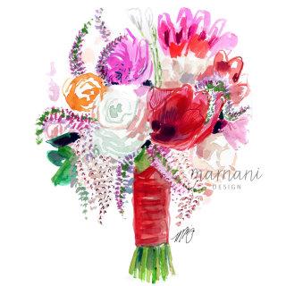 Magenta, Pink, Floral, Flowers, Peony, Roses, Spring, Soft, Feminine