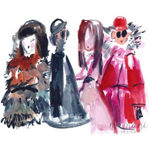 Colorful, Fashion, Whimsical, Textured, Style, Editors, Fashion