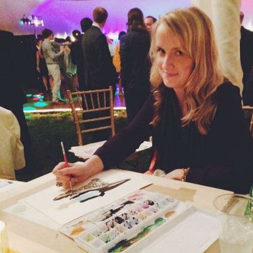 Martha Napier Live Event Drawing Live Event Drawing Illustrator