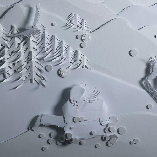 Martha von Maydell Paper Art