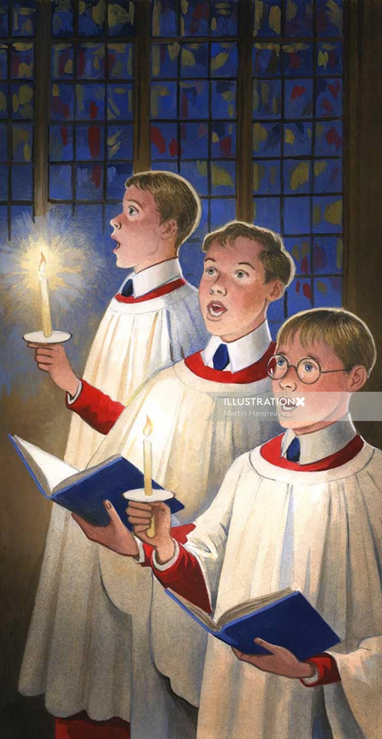 Children in the church