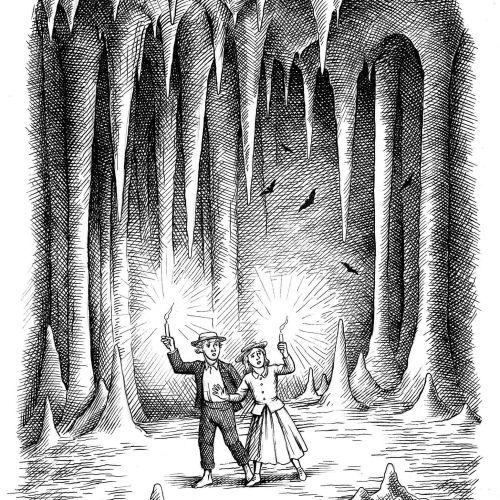 Martin Hargreaves International pastiche illustrator. UK