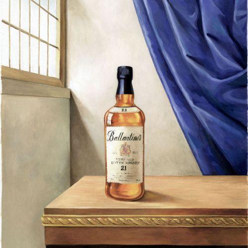Food & Drink Ballantines Whisky