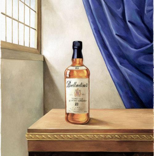Nourriture et boissons Ballantines Whisky