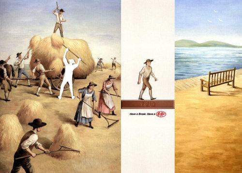 Agriculture historique