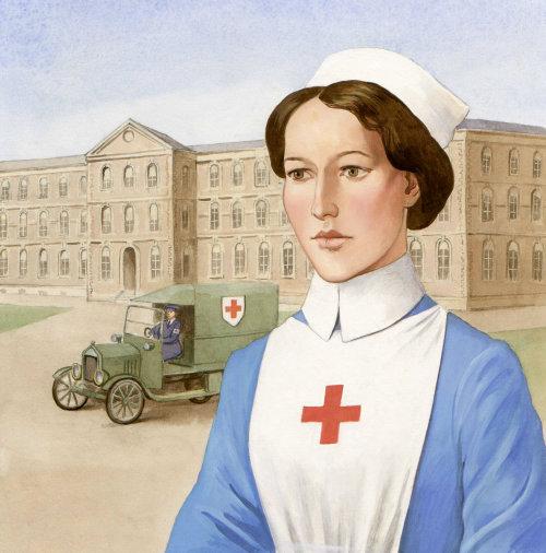 portrait médical Nusrse