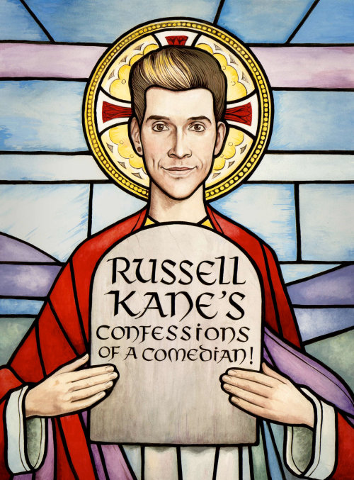 Les gens Russel Kanes confession d'un comédien