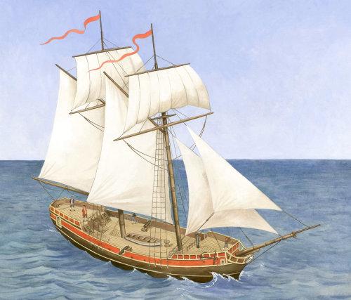 Navire de voyage naviguant dans l'eau