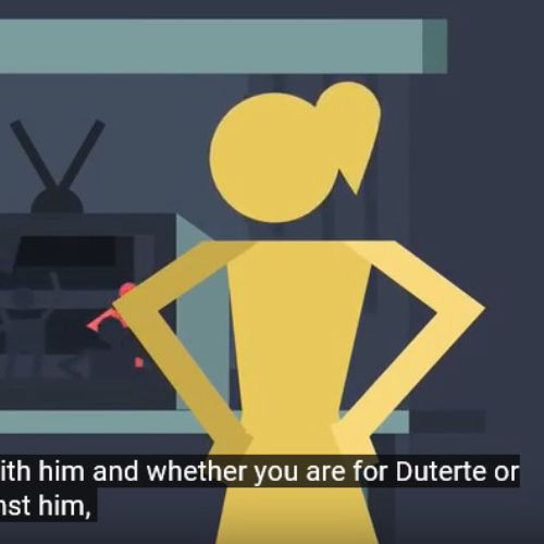 Federalism explanation animation by Marvin Te