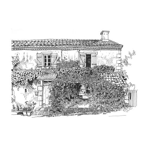 Matt Hollings In Black & White Arquitectura