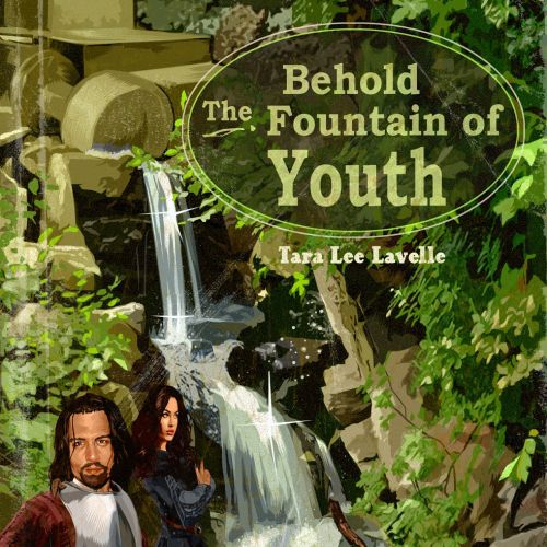 The Behold Fountain of Youth cover art