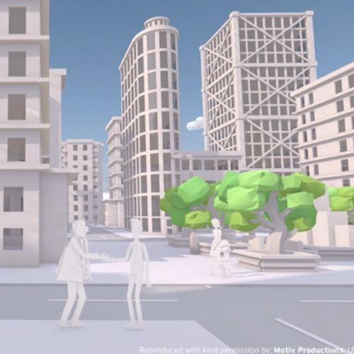 Animation created for Enterprise car club app
