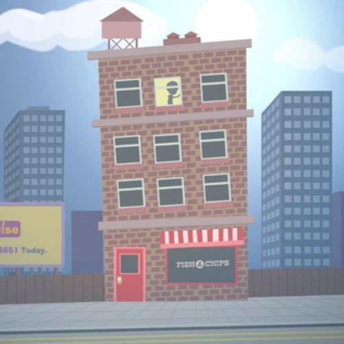 cashwise animation advertisement