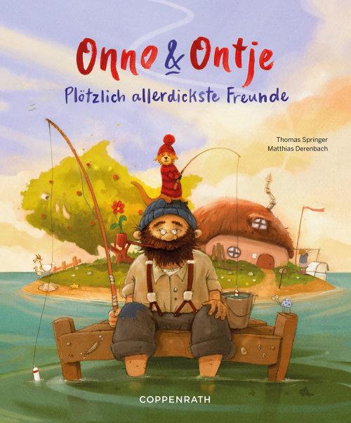 儿童书套Onno&Ontje