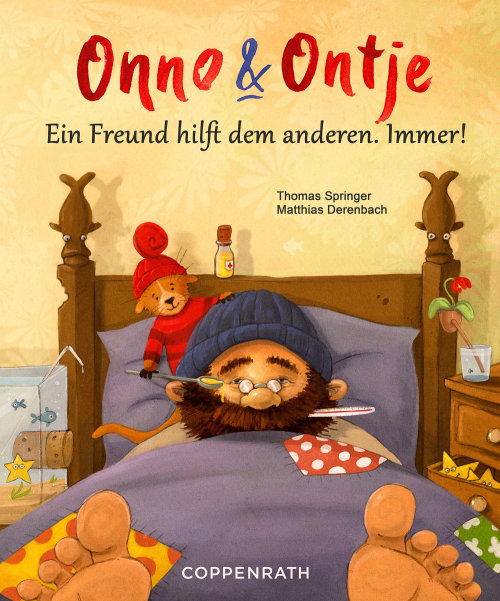 儿童书的封面ono&ontje人物