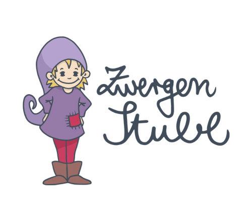 卡通与幽默Zwergen stube