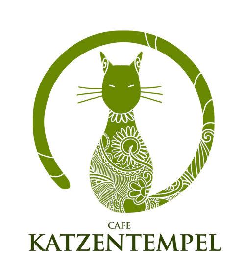 图形咖啡馆Katzentempel