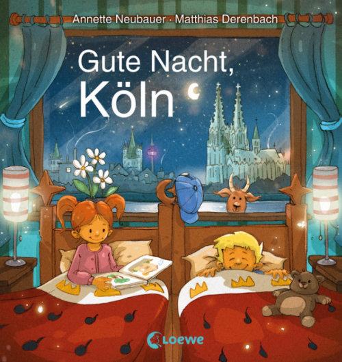 儿童书套Gute Nacht Koln