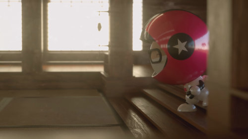 3d design helmet boy
