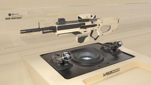 3d hitech gun