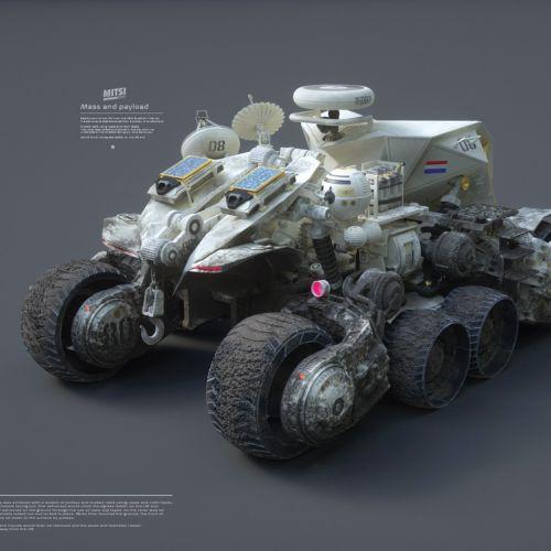 3d tanker car design
