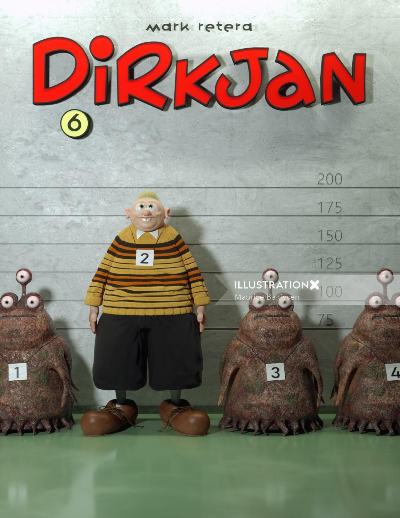 Cartoon & Humour Dirkjan