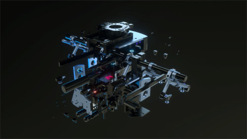 Conception de machines 3D
