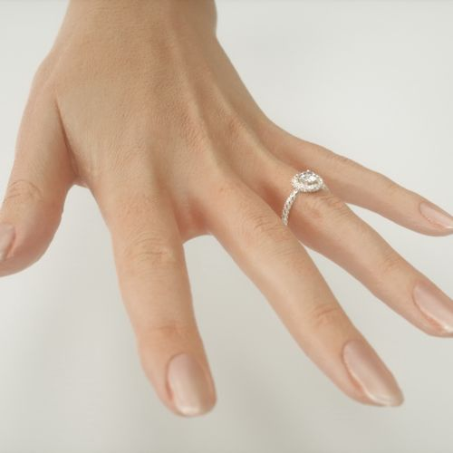 people ring fingers