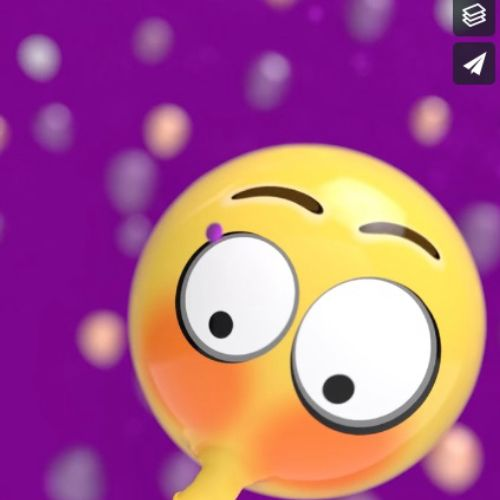 smiley emojis animation tele2