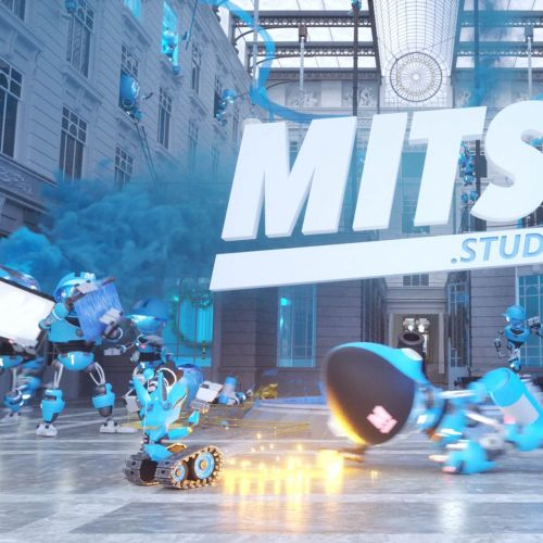 Mitsi studio showreel 2019 animation