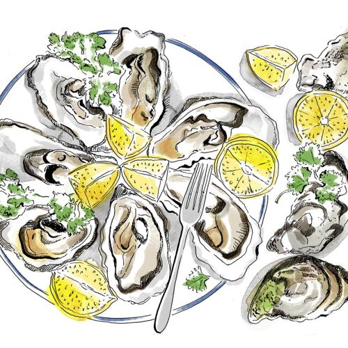 Oysters Food & Drink